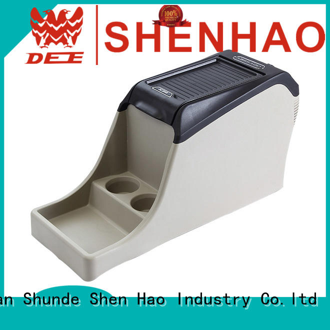 ShenHao light auto console storage Suppliers for Honda Odyssey