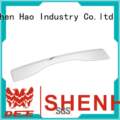 ShenHao utility car rear bumper protector manufacturer for truck