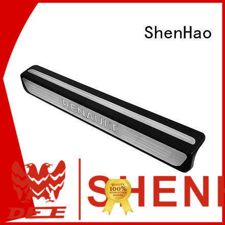 ShenHao special door sill scuff plate guards gl8 vehicle