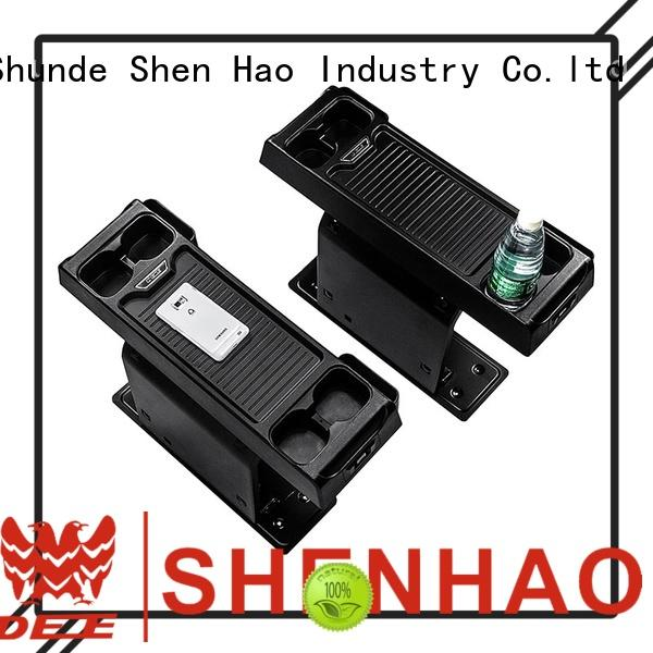 ShenHao high qualitty car console organizer for MPV for 2015-2017 Honda Odyssey