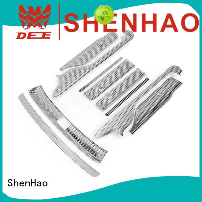 door sill guard led door Mitsubishi ShenHao