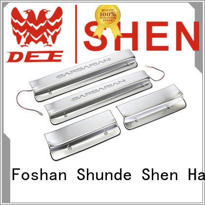 ShenHao practical door sill scuff car for truck