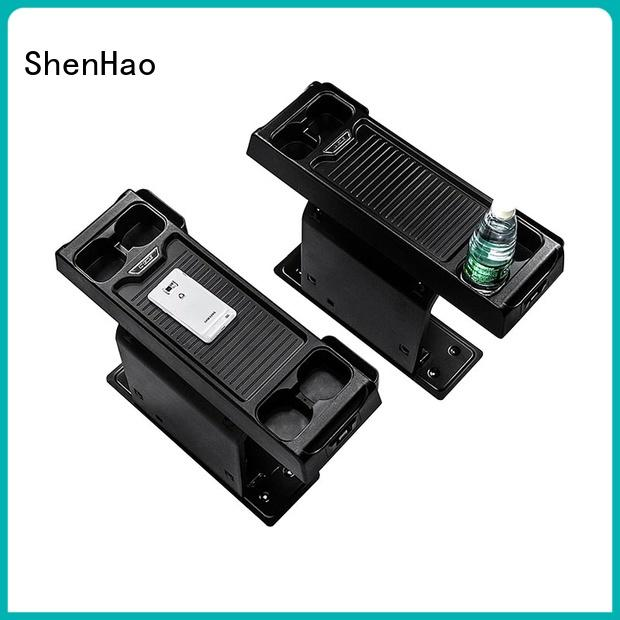 ShenHao with light universal car center console Supply for Swagon