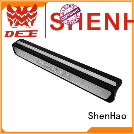 ShenHao car stainless steel door sills For Renault for vehicle