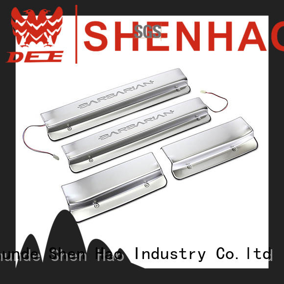 practical door sill protector quality for sale for vehicle