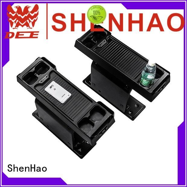 ShenHao led center console box for business for car