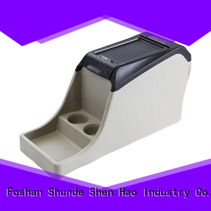 ShenHao armrest console box factory for MPV