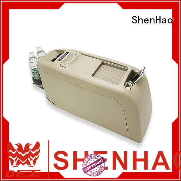 ShenHao elegant car console box for Swagon for 2015-2017 Honda Odyssey