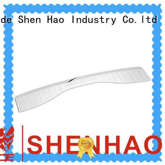 quality rear bumper protector guard renault bus ShenHao