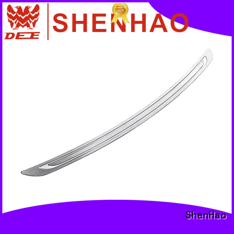customized rear bumper protector guard item for Toyota for bus