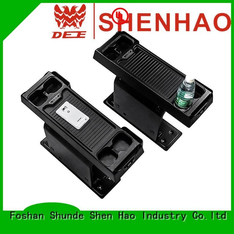 ShenHao Custom center console organizer for SUV