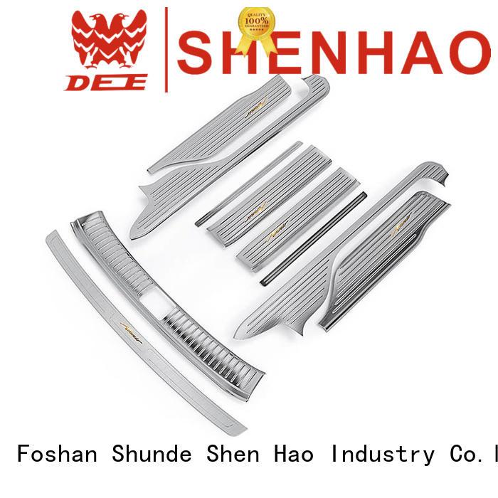 car car door sill covers sills van ShenHao