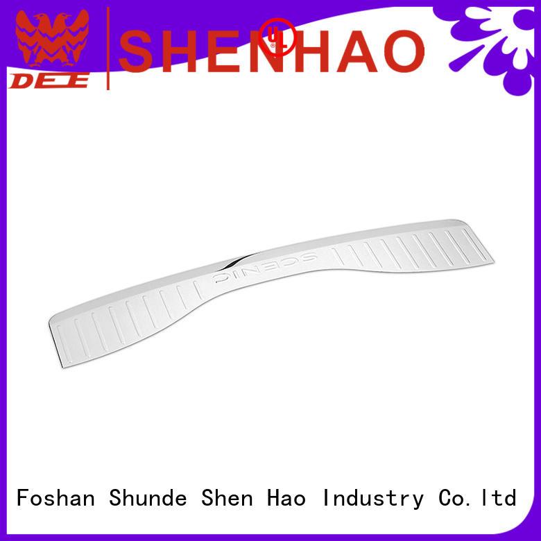 ShenHao high quality rear bumper protector guard supply