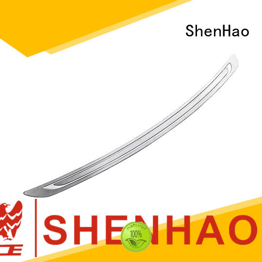 ShenHao polished bumper guard supply for truck