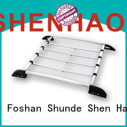 ShenHao odm roof rack bars for vehicle