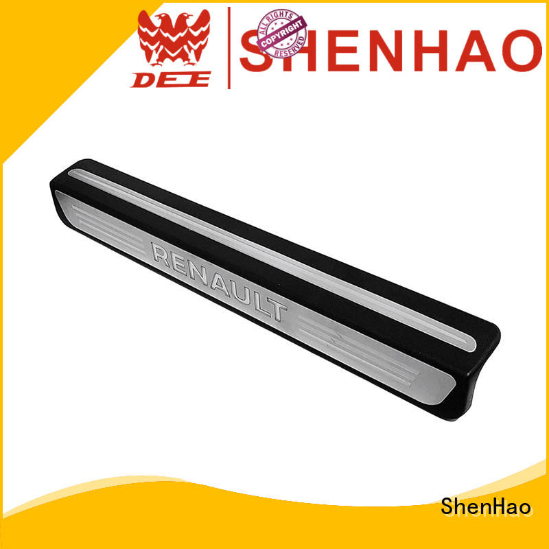 ShenHao Best door sill scuff plate guards for business for car