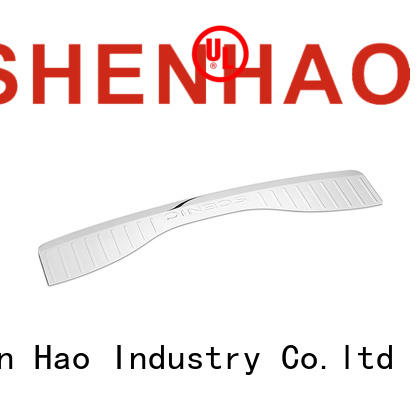 ShenHao utility rear scuff plate customer for car