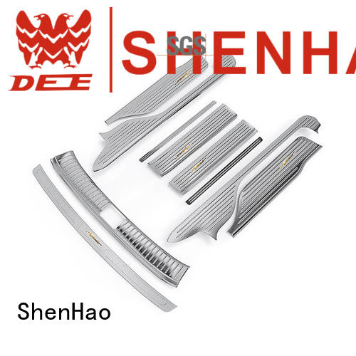 ShenHao gl8 universal car door sill protectors Supply for Mitsubishi