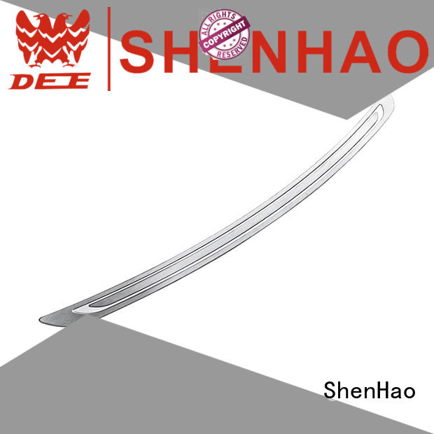 ShenHao customized auto rear bumper guards guards for Renault