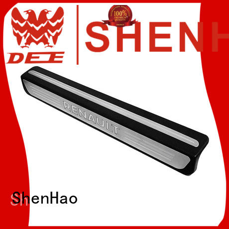 ShenHao customized door sill plate for Mitsubishi for car