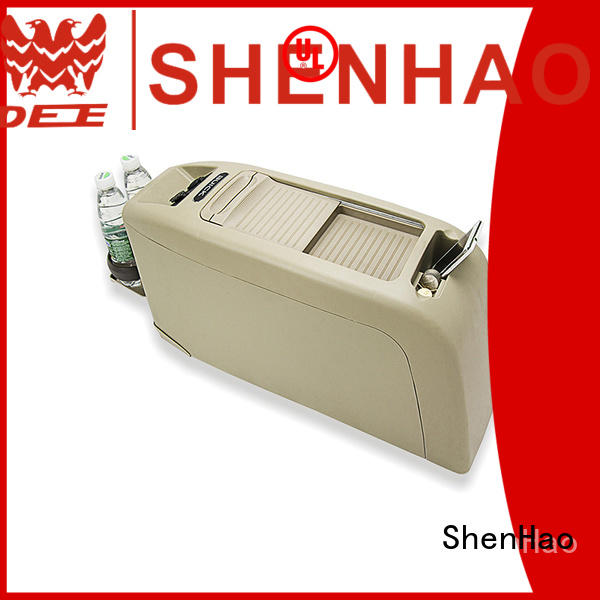 ShenHao port center console storage box for sale car