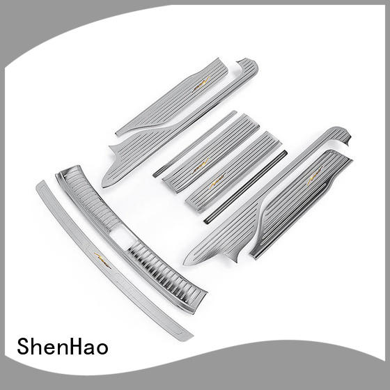 practical universal car door sill protectors mitsubishi manufacturers for SUV