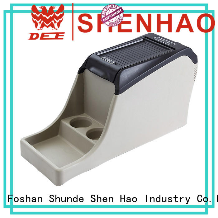 ShenHao multi function center console organizer for sale for vehicle