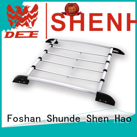 ShenHao durable roof rack bars for sale for car