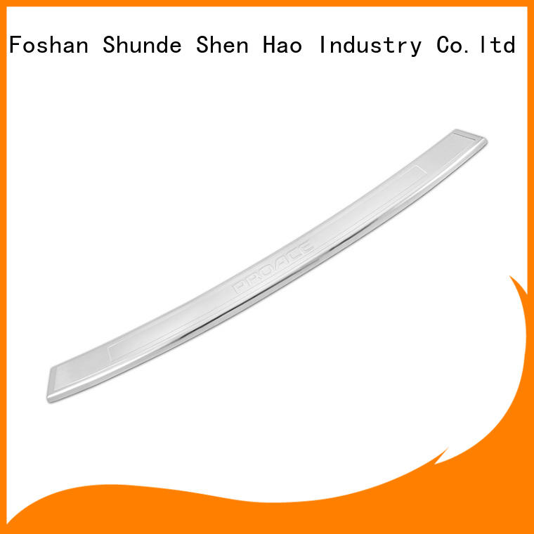 ShenHao quality rear bumper guards for Toyota