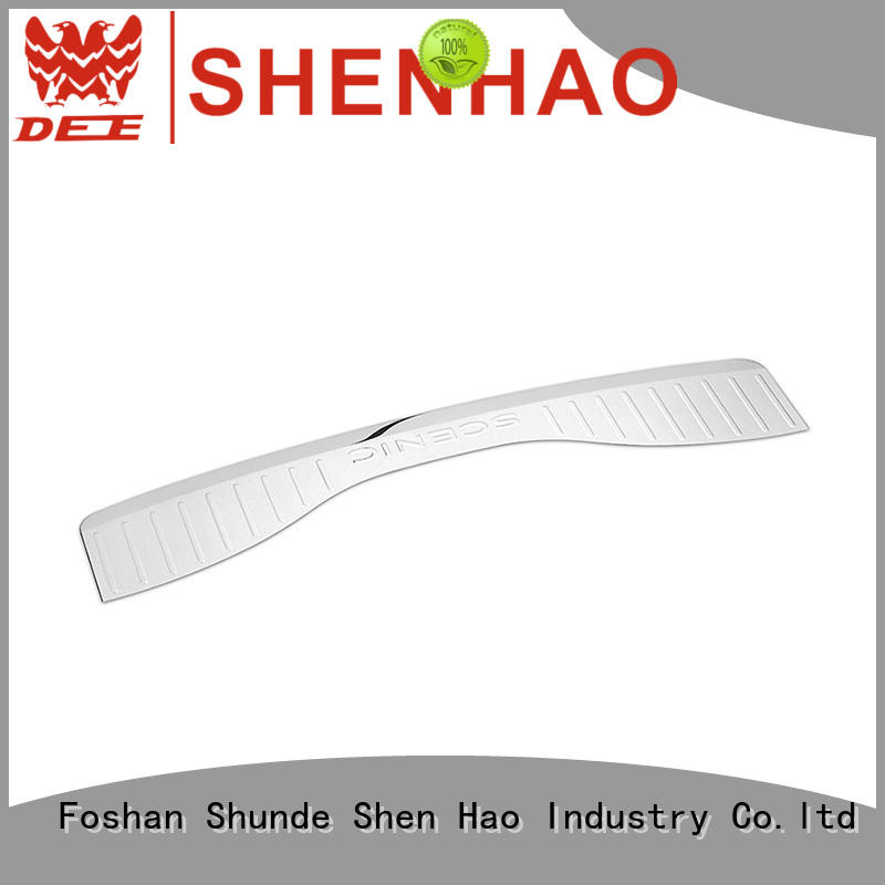 ShenHao high quality rear bumper guard for Toyota for Van