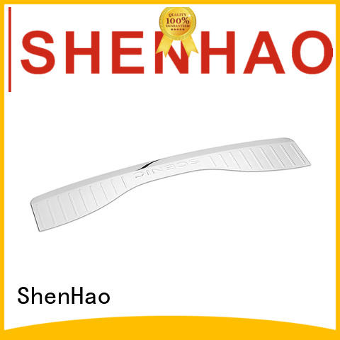 ShenHao utility rear bumper guard manufacturer for Renault