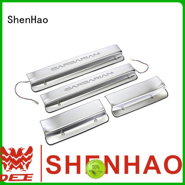 ShenHao car car door sills for Mitsubishi for car