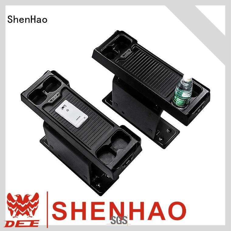 ShenHao New auto console storage company for SUV