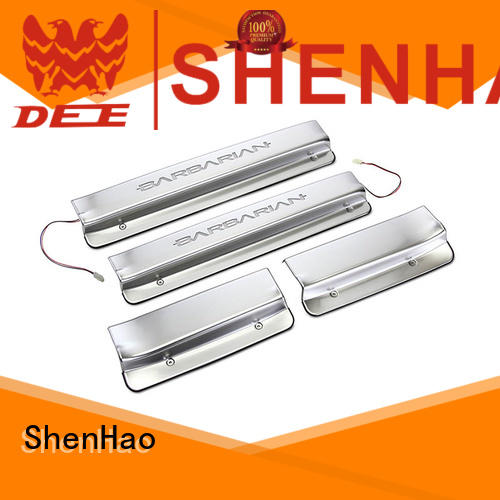 ShenHao gl8 custom car door sills manufacturers for vehicle