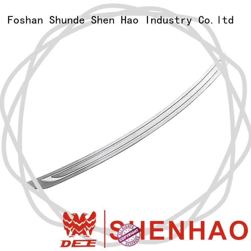 ShenHao customized auto rear bumper protector oem for Renault