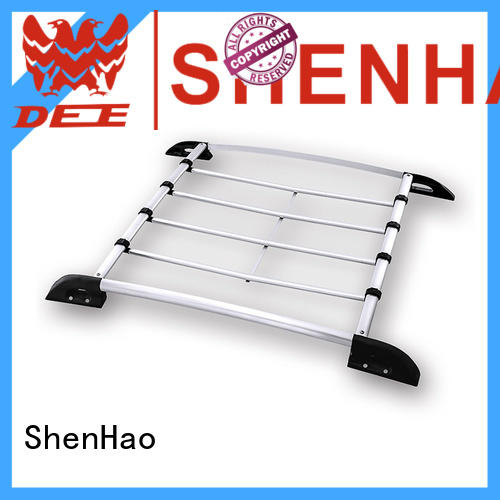 ShenHao durable car roof bars supply for car