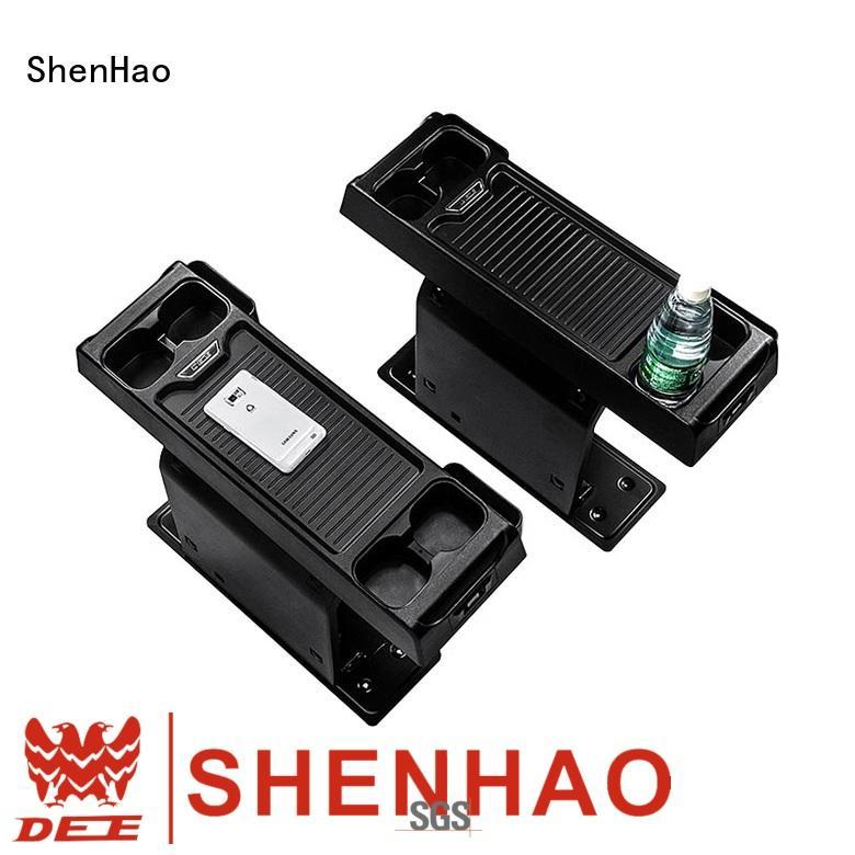 ShenHao honda exterior accessories with light for SUV