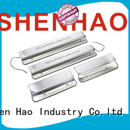 OEM Design Product High Quality Car Entry Guards for Mitsubishi L200