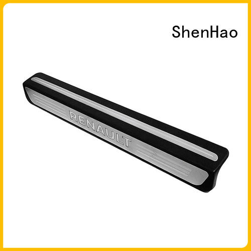 ShenHao guards door sill guard led factory for Mitsubishi