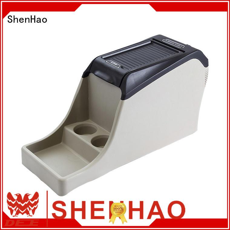 ShenHao foldable center console box for Swagon for car