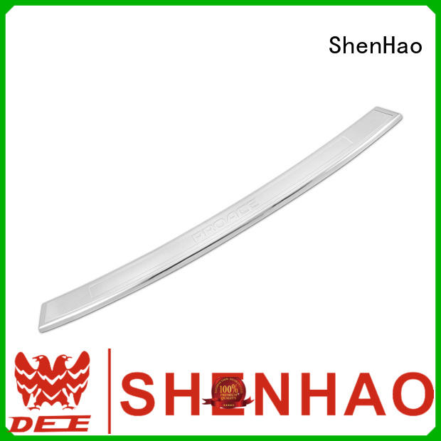 High Quality OEM Product Rear Bumper Guards for Toyota