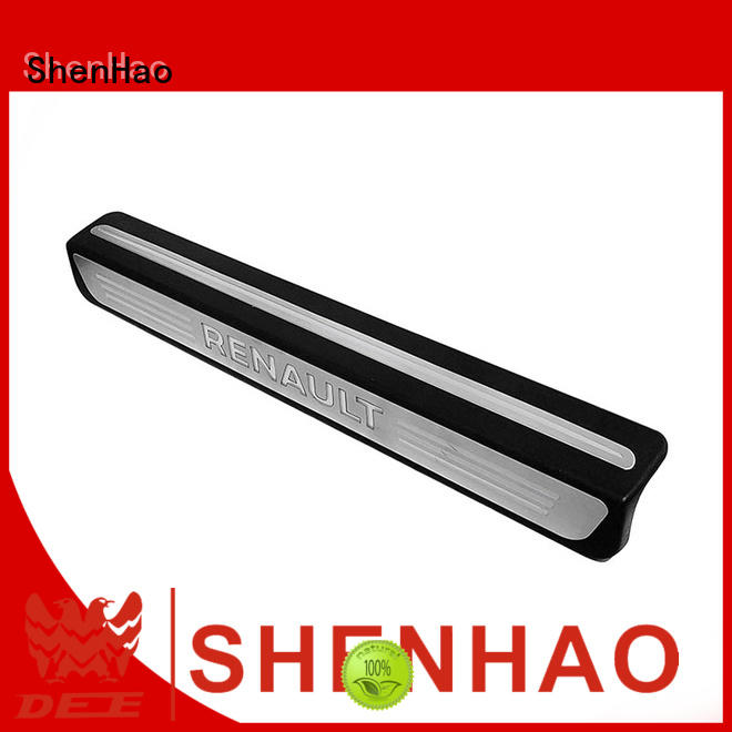 ShenHao customized car door sill protector gl8 for truck