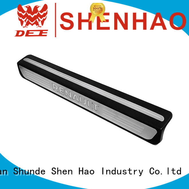 ShenHao Best auto door sill plates manufacturers for car