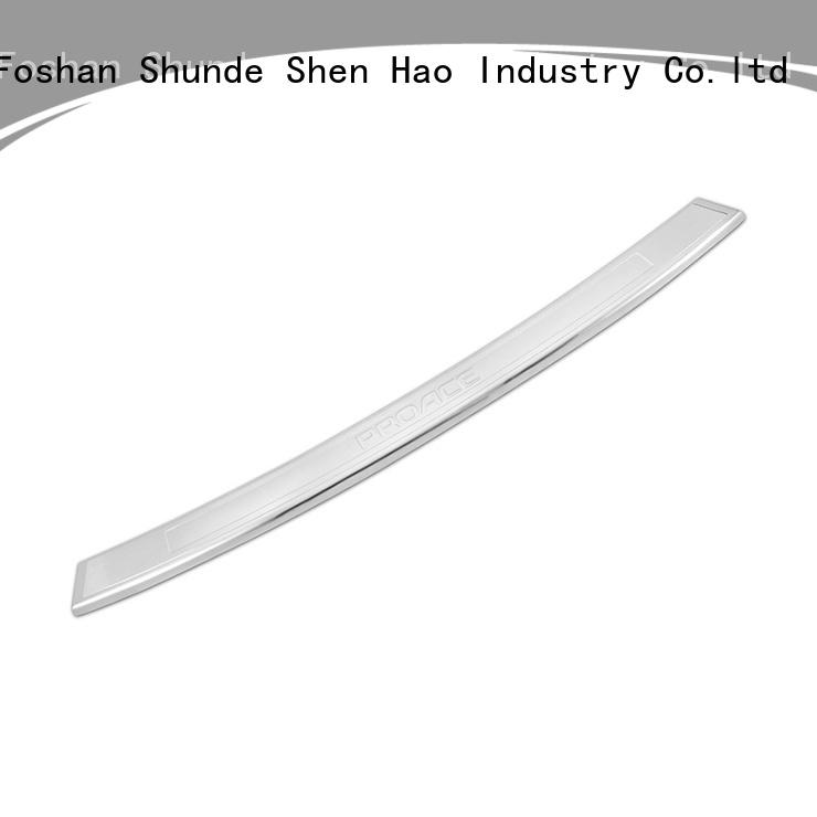 ShenHao toyota rear bumper top protector for business for Toyota