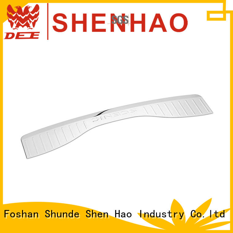 ShenHao stainless steel bumper protector Supply for Toyota