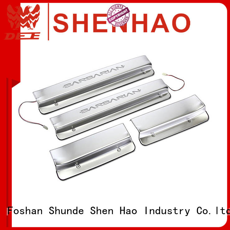 ShenHao car car sill protectors For Buick for Buick
