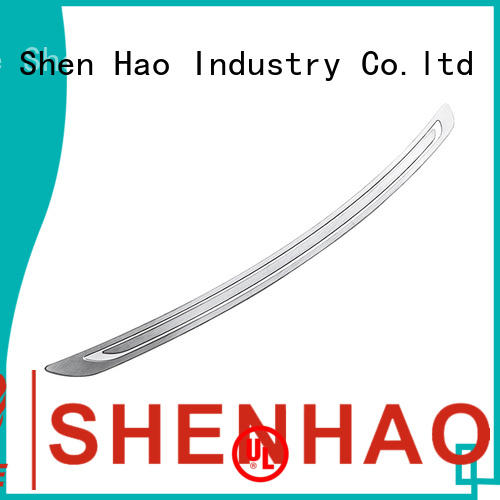 ShenHao high quality bumper guard manufacturer for bus