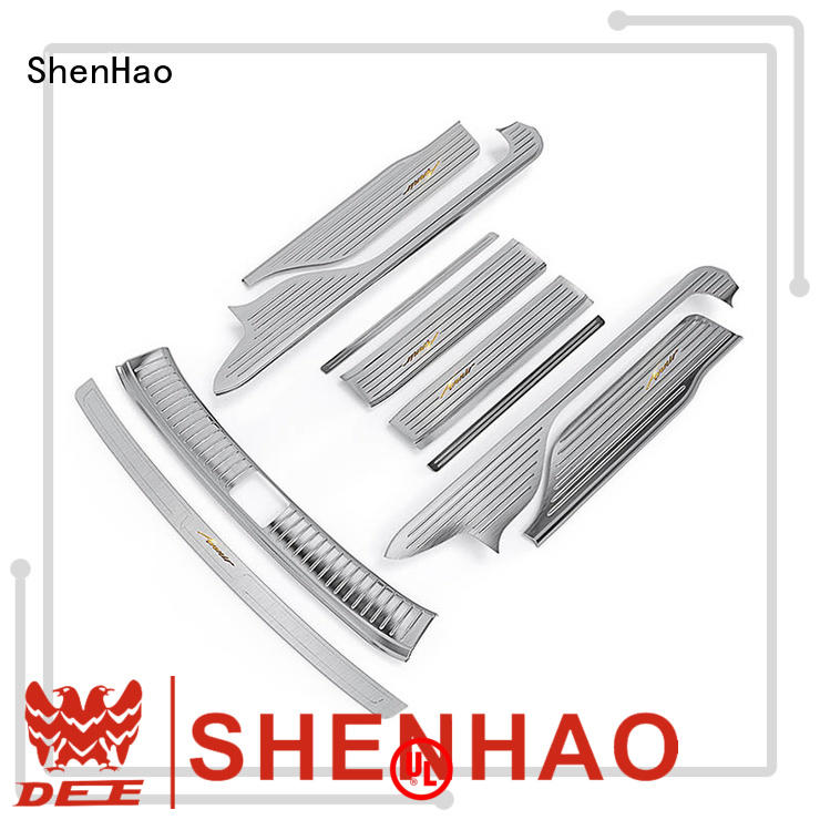 car door plate guards for SUV ShenHao