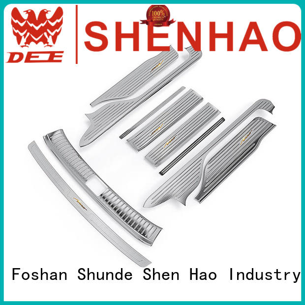 ShenHao customized door sill for Mitsubishi for car