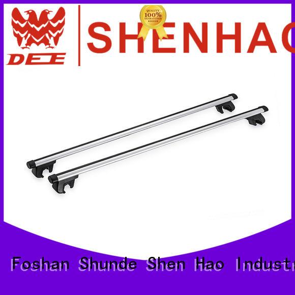 ShenHao car universal roof rack bars supply for van